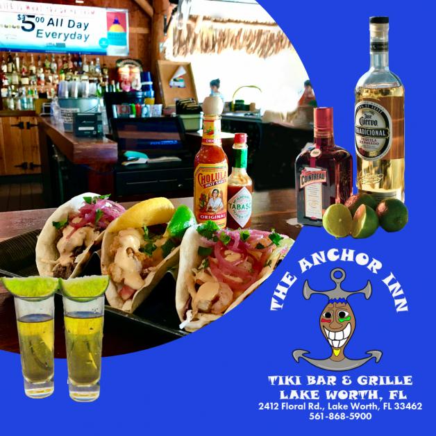 The Anchor Inn Tiki Bar & Grille - April 2021 Blog
