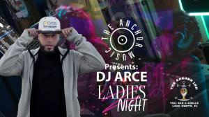 Lakeside Anchor Inn Tiki Bar & Grille - DJ Arce