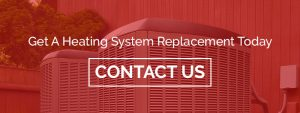 heating system replacement offer
