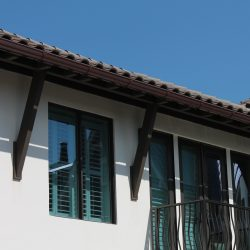 Copper Half-Round Gutter Installation
