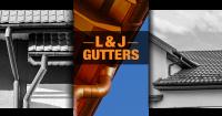 L & J Gutters Hero Triptych