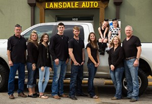 Family owned, Lansdale Automotive auto repair in Georgetown Texas