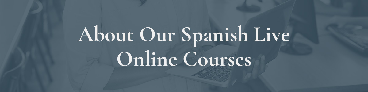 Spanish Live Online Courses - Earn High School Credit In Our Virtual