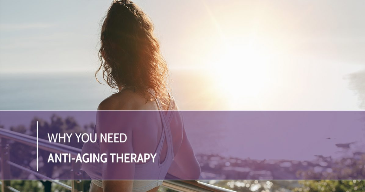 Anti-Aging Clinic Jax Beach: Why You Need Anti-Aging Therapy