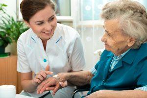 Senior Care in Keyport NJ: 5 Tips for Healthy Skin