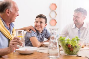 Elderly Care in Freehold Township NJ: Bonding with Teenage Grandkids