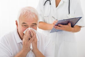 Elder Care in Marlboro Township NJ: Cold or Allergies?