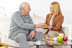 Senior Care in Colts Neck NJ: Alzheimer's and Diet