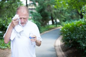 Elderly Care in Colts Neck NJ: Warm Weather Safety