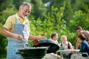 Home Care in Hazlet NJ: Grilling Safety