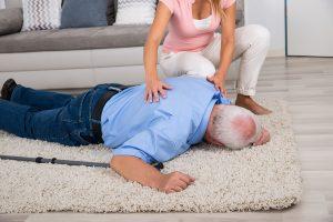 Elder Care in Keyport NJ: Preventing Slip and Fall Accidents