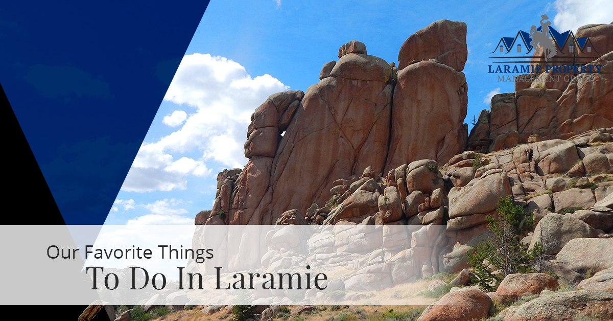 Favorite Things to do in Laramie