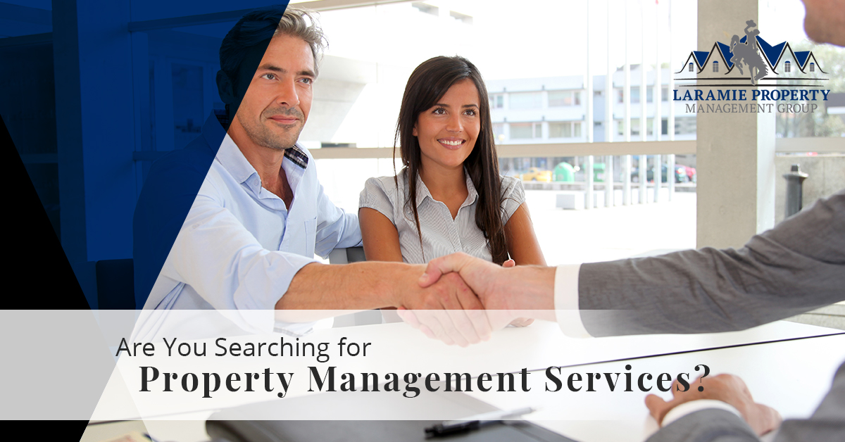 Are You Searching for Property Management Services