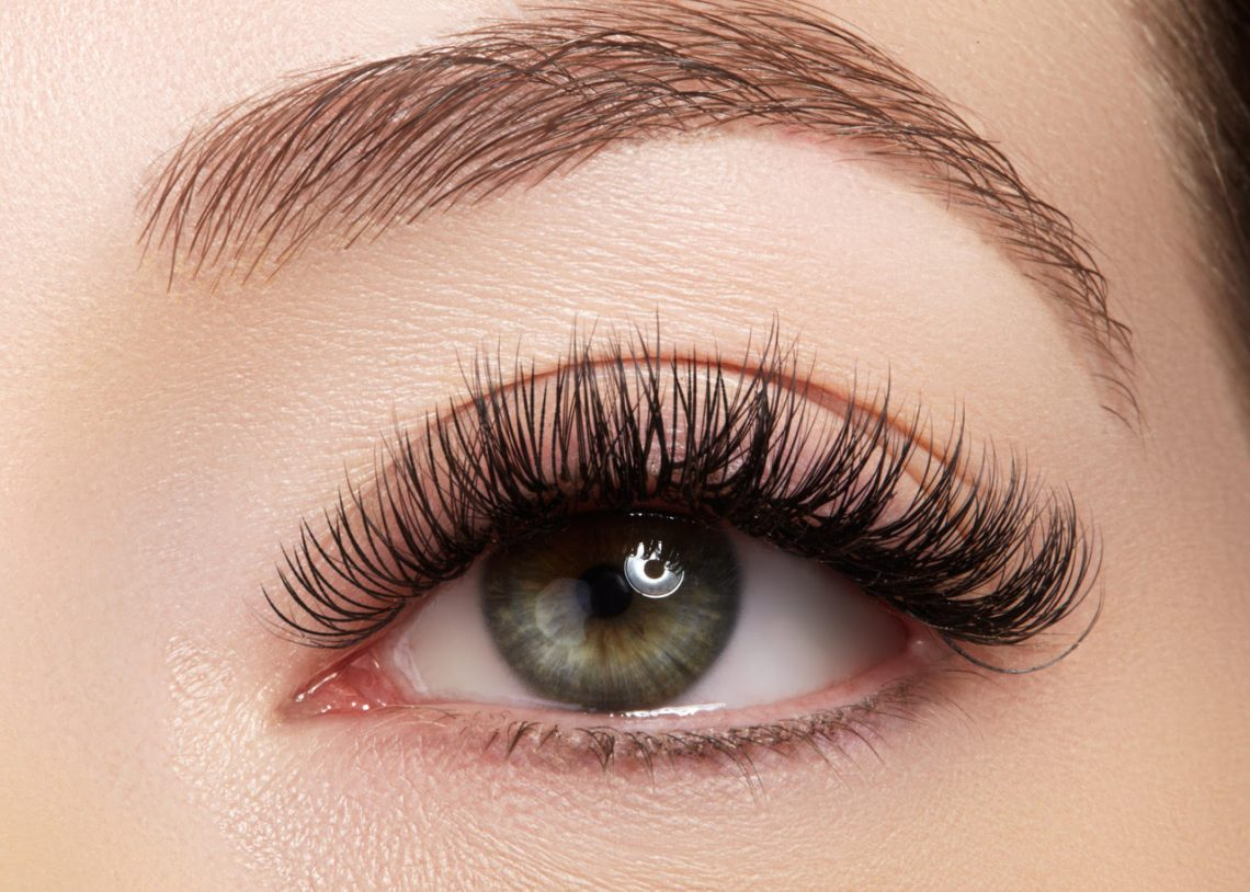 0d8a5f9583b Eyelash extensions utilize individual eyelashes that expertly attachto each  natural eyelash with a special medical-grade adhesive.