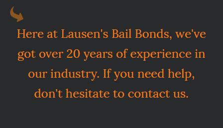 We provide bail bonds to Belle Rose.