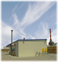 Blast resistant laboratories form LCS Constructors!
