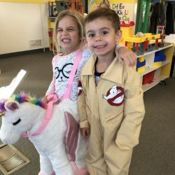 Halloween time at our Rosemount pre-school