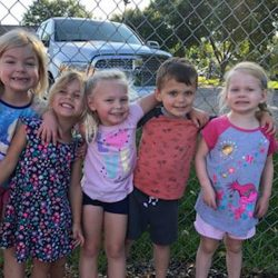 All smiles at our Rosemount daycare