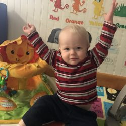 Infant and toddler care in Rosemount