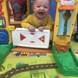Time to play at our infant care center in Rosemount