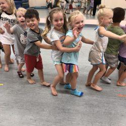 Playtime for our Rosemount pre-school program