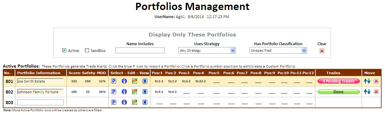 simple investment management software