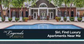 Siri Find Luxury Apartments Near Me