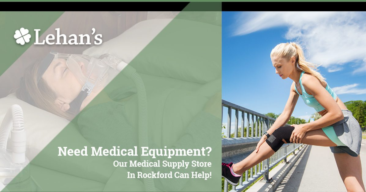 """Need Medical Equipment? Our Medical Supply Store in Rockford Can Help!"""