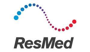 The ResMed logo
