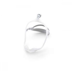 An image of a the white Dreamwear Nasal Mask.