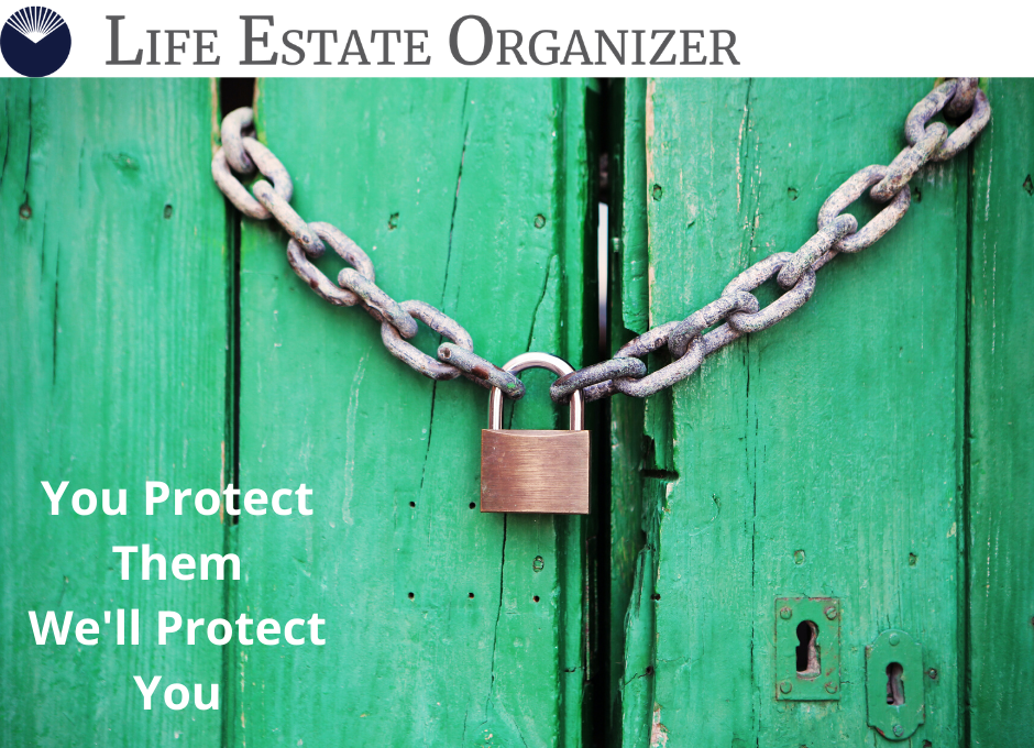 Life Estate Organizer - Digital Organizer