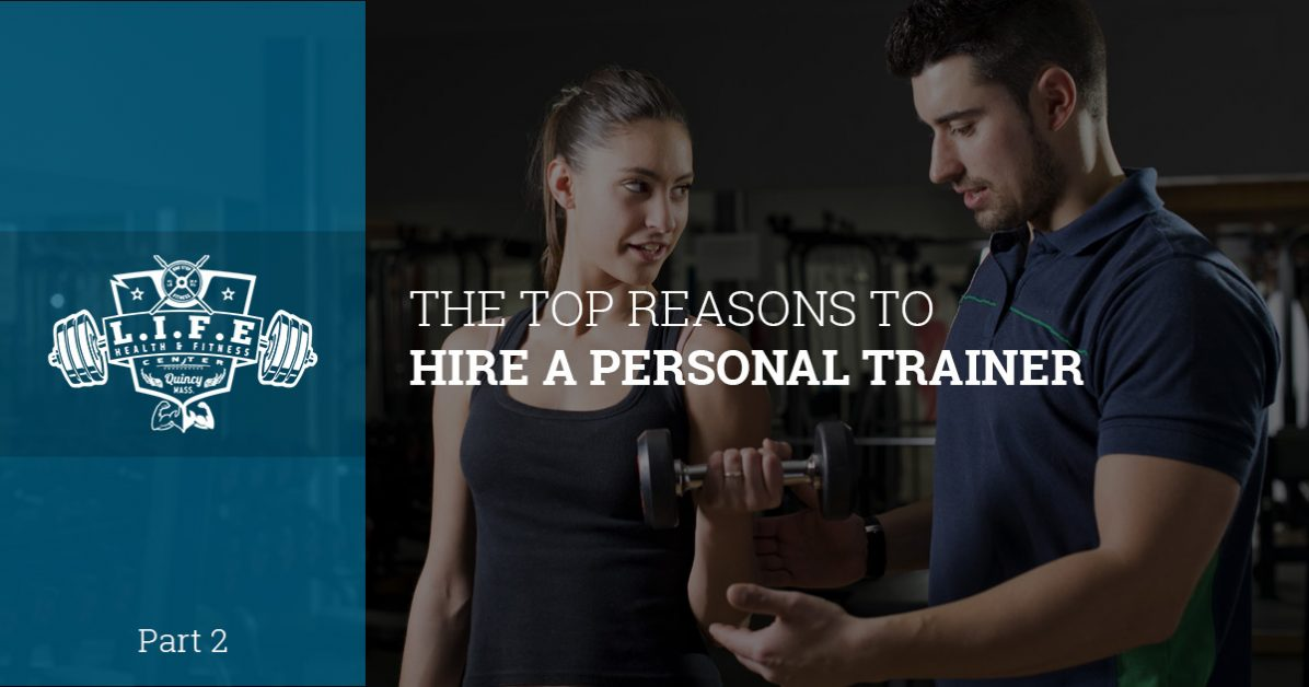 Fitness Classes Quincy The Top Reasons To Hire A Personal Trainer