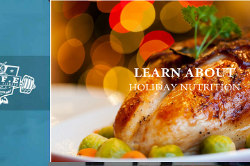 holiday nutrition, healthy nutrition, nutrition