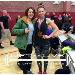 Lift And Live Fitness - Life Changing Fitness!