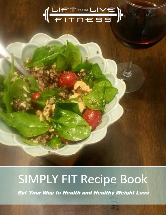 Simply fit recipe book lift and live fitness click to download forumfinder Gallery