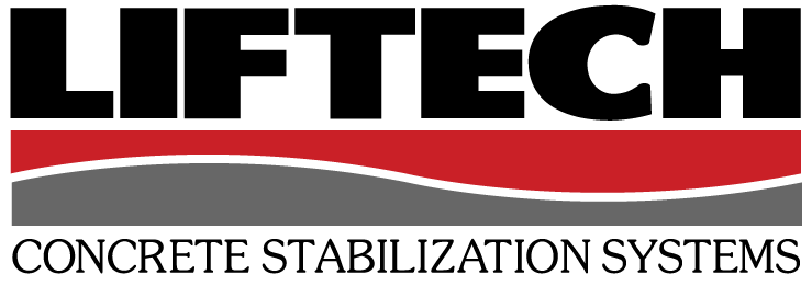 Concrete contractor Liftech logo