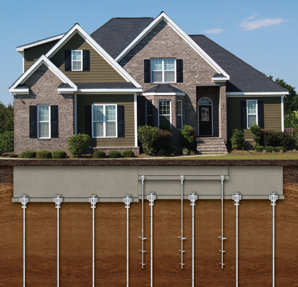 Concrete Foundation Repair Lifting Leveling Services