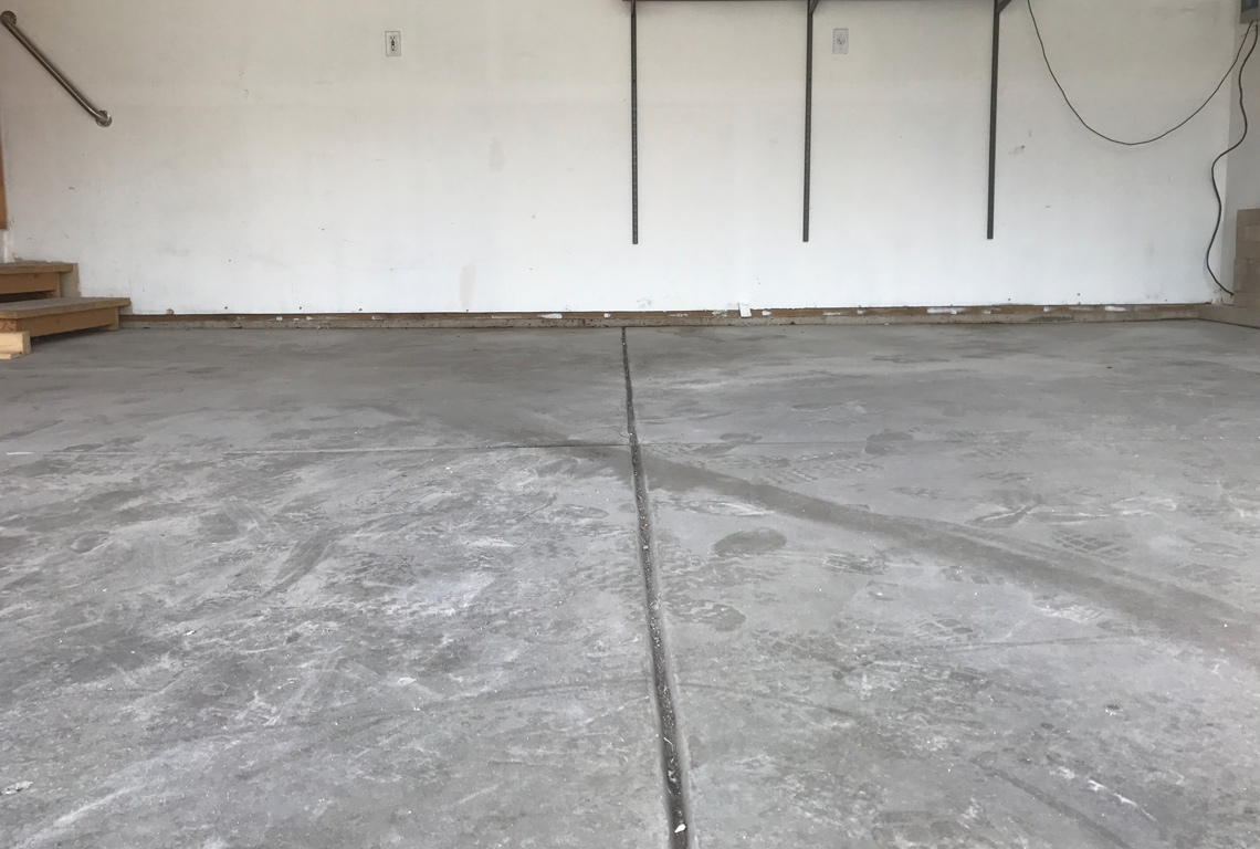 Garage Floor Repairs Lifting Amp Leveling Garage Floors