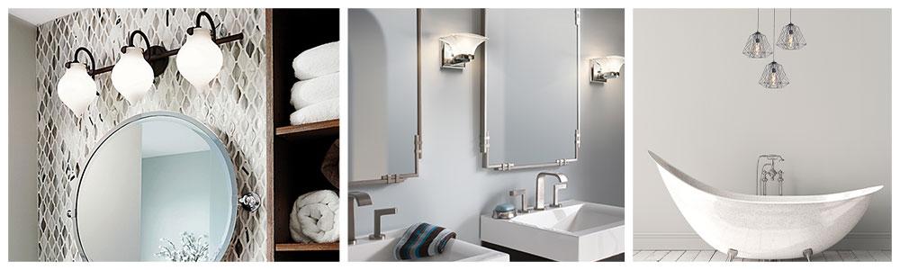bathroom lighting pictures