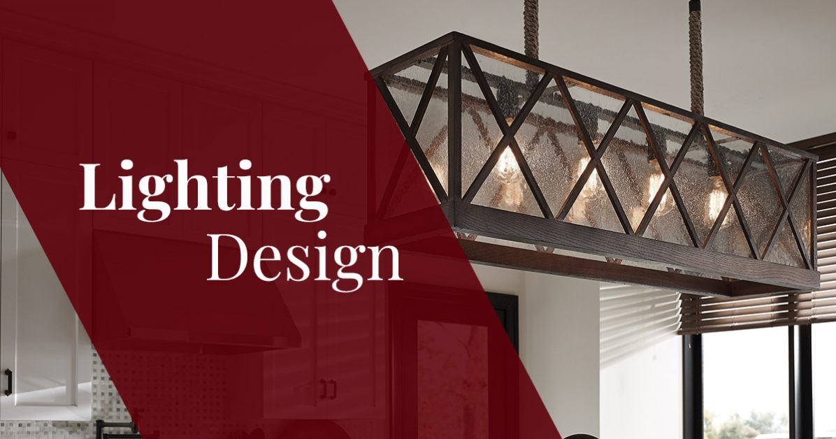 When It Comes To Interior Design, Why Is Lighting Important? Sure, You Need  Enough Light To Navigate Through The Area And Perform Basic Tasks, ...