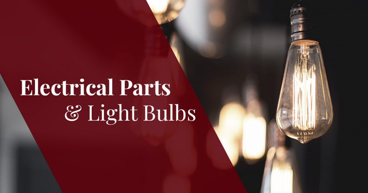 Residential Light Bulbs And Electrical Parts - Optimize Your Home ...