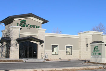 the light center showroom fort collins