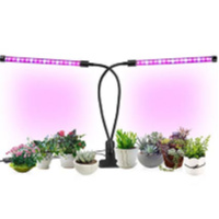 red blue LED grow lights for indoor plants holiday gift