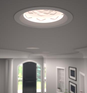 decorative recessed lighting