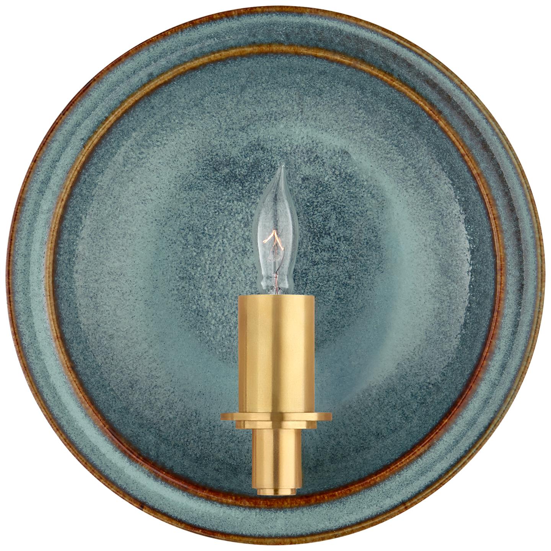 fort collins lighting christopher spitzmiller blue gold sconce