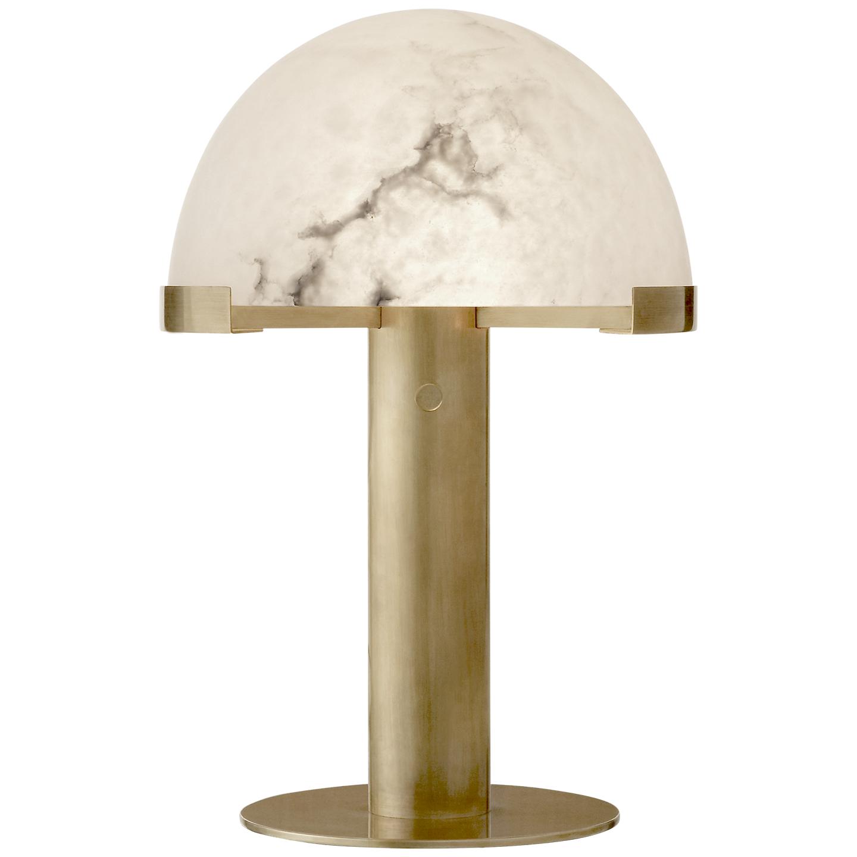 fort collins lighting kelly wearstler gold desk lamp