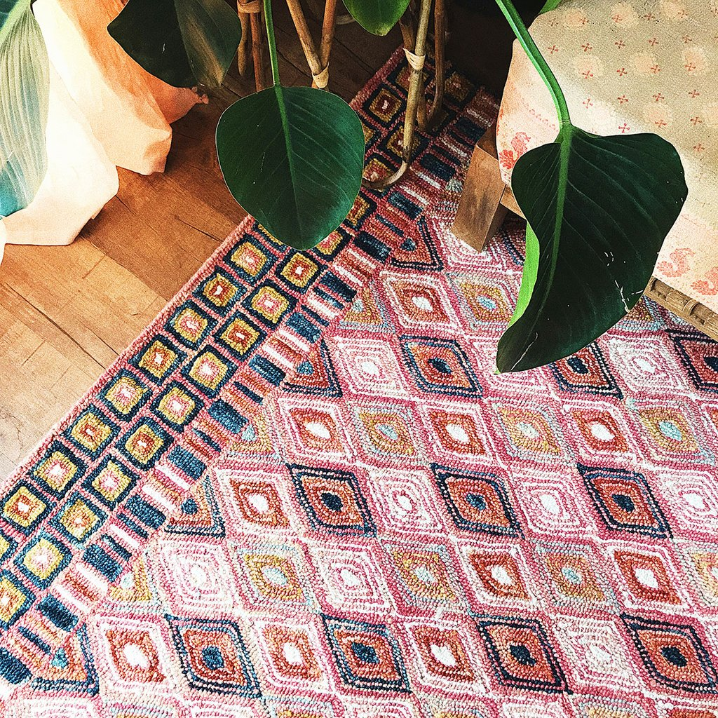 justina blakeney rug by loloi