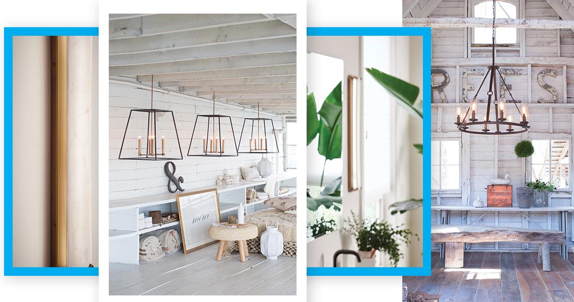 cottagecore collage