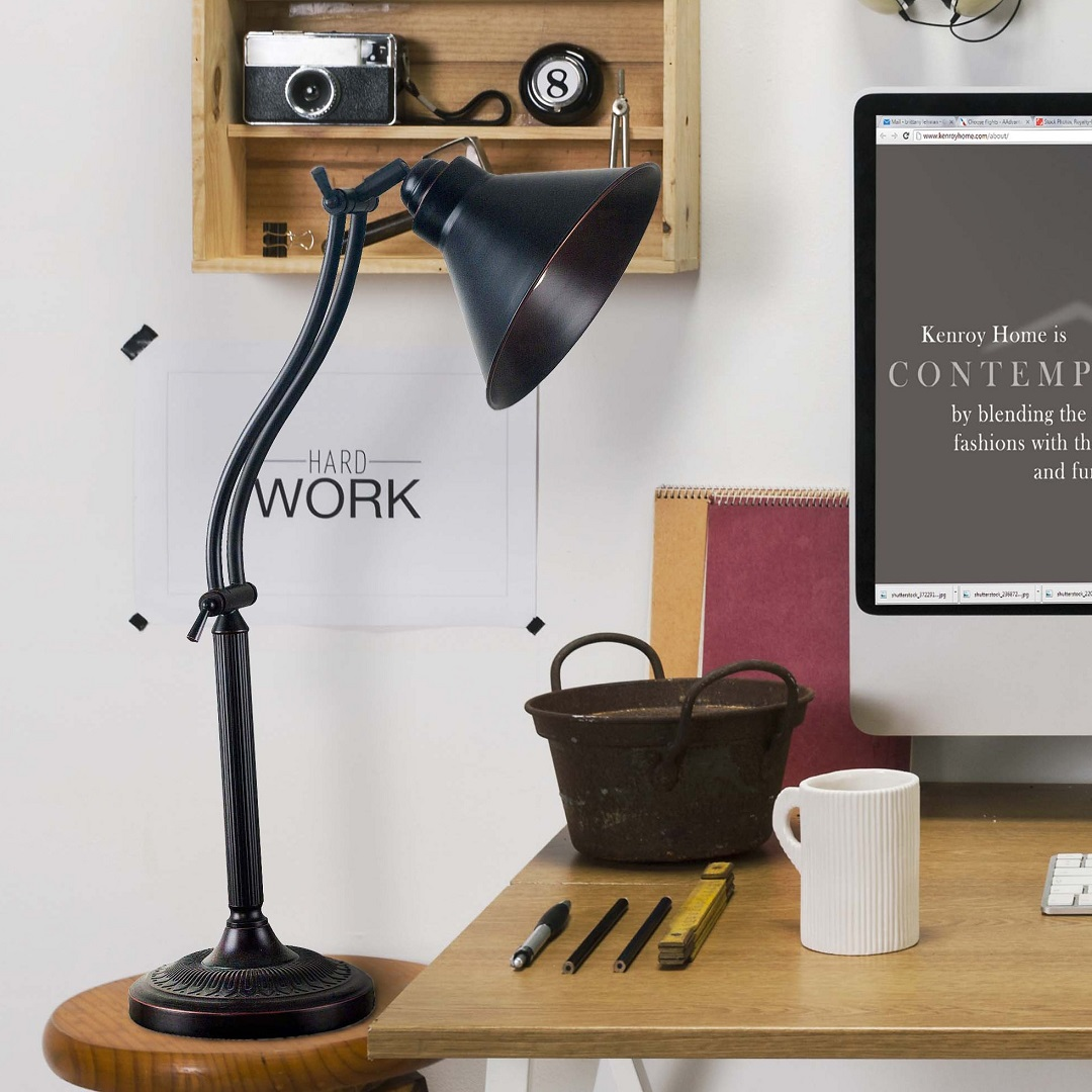 Office Lighting Trends: Work From Home With Better Lights