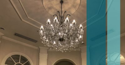 Hanging chandelier chandelier cleaning a chandelier can be the decorative focal point of any room however if its covered in dust and dirt the effect can be severely lacking with the crystal aloadofball Choice Image